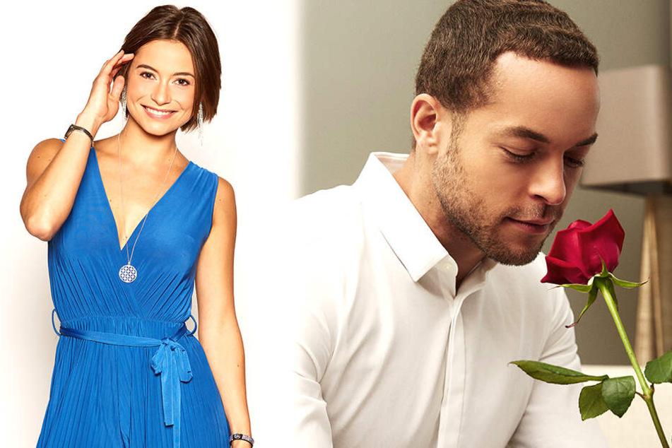 """""""Dann kotz ich im Strahl"""": Endlich gibt es den ersten Kuss für den Bachelor"""