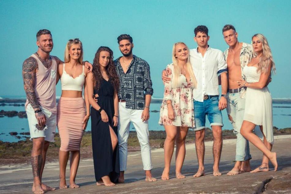 V.l.n.r.: Till, Hanna, Siria, Davide, Michelle, Mateo, Calvin, Pia