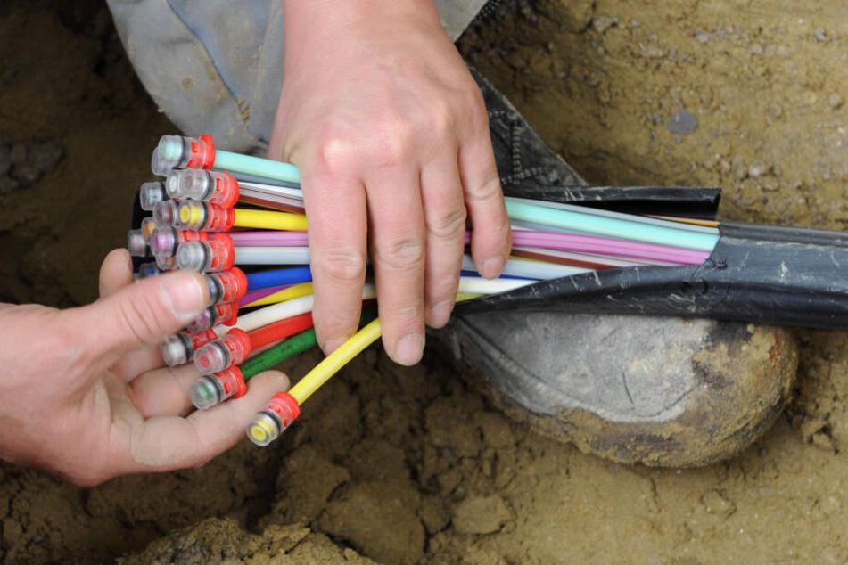 Insgesamt 23 Ortsteile sollen bis Ende 2020 Glasfaseranschlüsse bekommen.