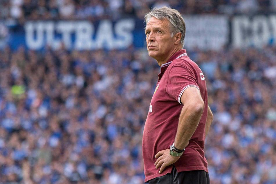 Das ging aber fix! Uwe Neuhaus wird Cheftrainer beim Fußball-Zweitligisten Arminia Bielefeld.