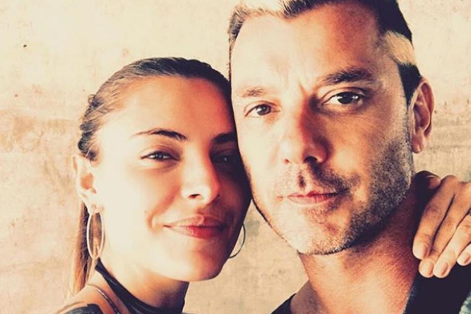 Seit Monaten sind die beiden ein Paar: Jetzt traf Sophia Thomalla (28) sogar auf Gavin Rossdales (52) Ex.