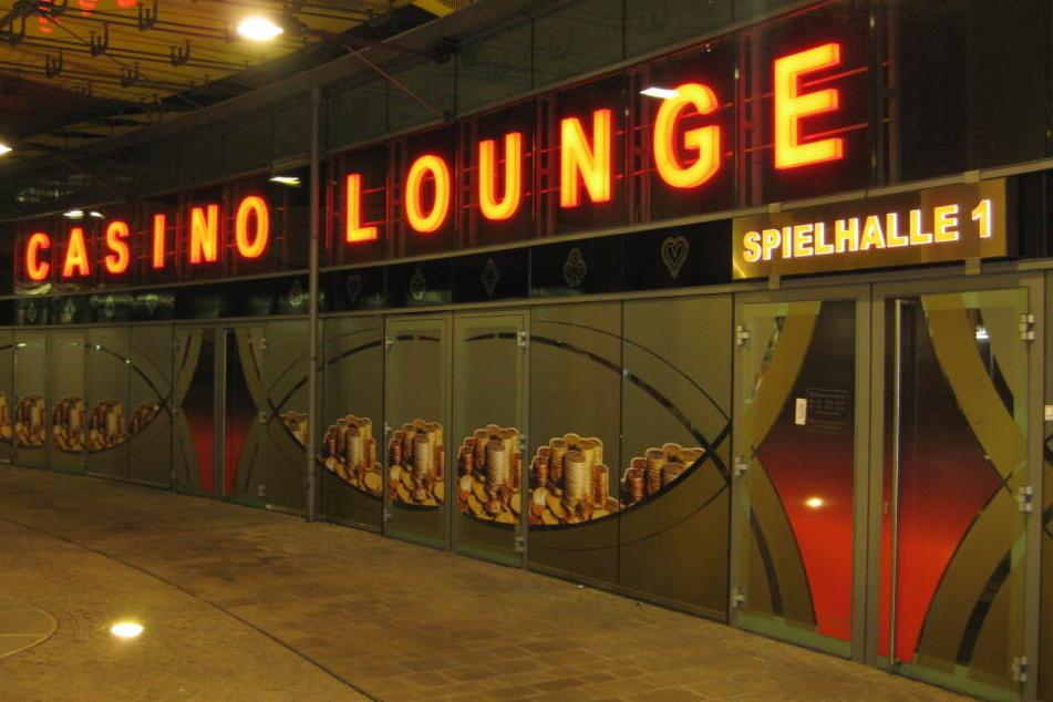 Die Casino Lounge am Riebeckplatz