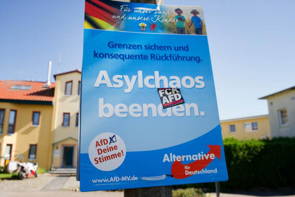 Im Wahlkampf muss sich die Hamburger AfD auf Störgeräusche einstellen.