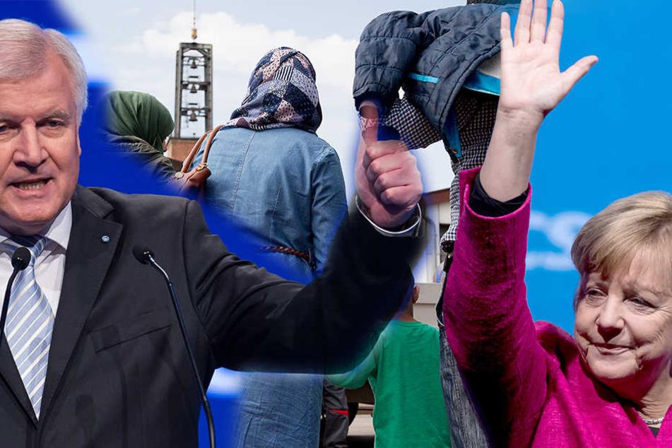 CDU und CSU stehen nach jahrelangem Streit über eine Flüchtlings-Obergrenze kurz vor einem Durchbruch.