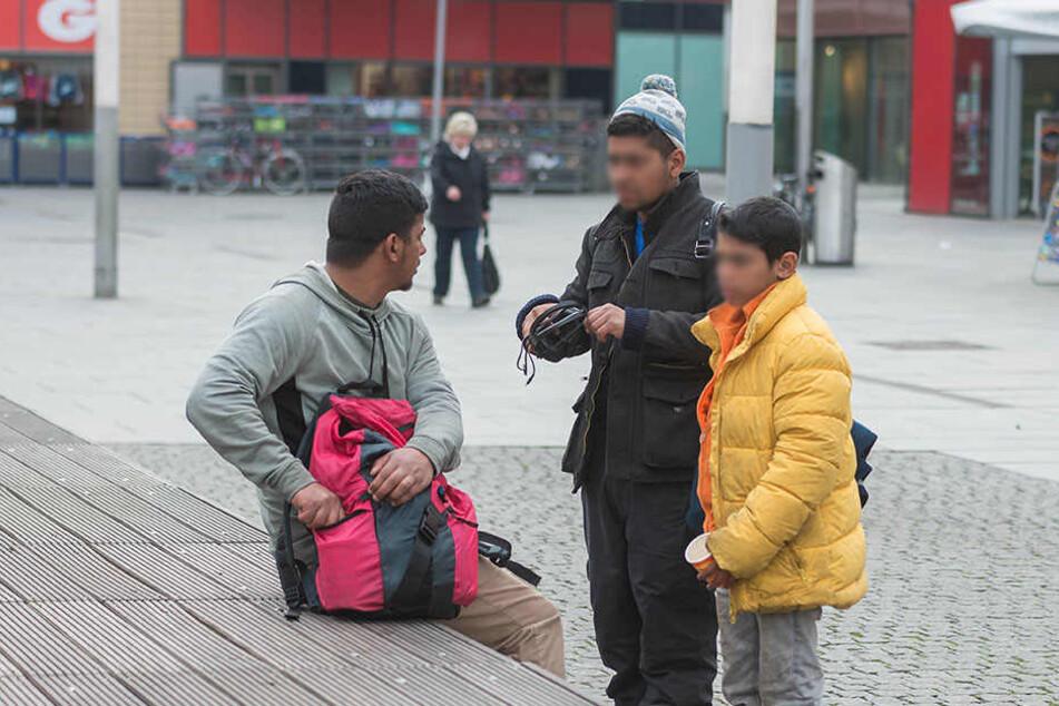 Künftig soll das Betteln von Kindern in Dresden verboten sein.