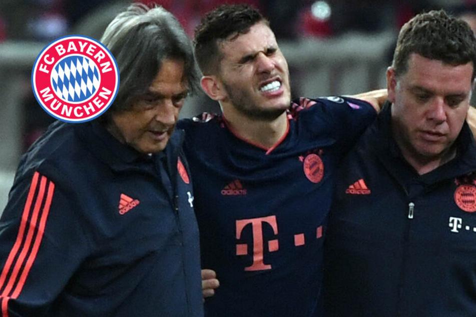 Lazarett des FC Bayern: So ist der aktuelle Stand bei Lucas Hernández