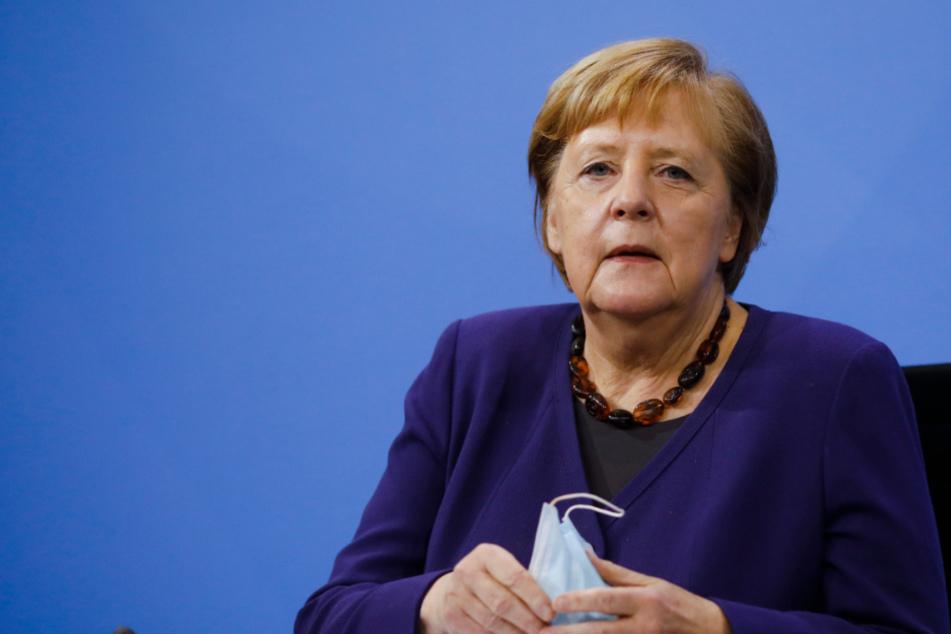 Angela Merkel (66, CDU) findet, dass man nicht auf das Prinzip Hoffnung senden dürfe.