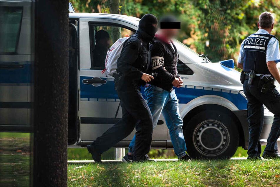 """Termin steht fest: An diesem Tag startet der Prozess gegen die Terrorgruppe """"Revolution Chemnitz"""""""