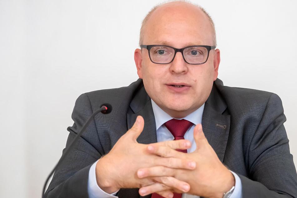 Wird er neuer Chemnitzer OB? Sven Schulze will Nachfolger von Barbara Ludwig werden