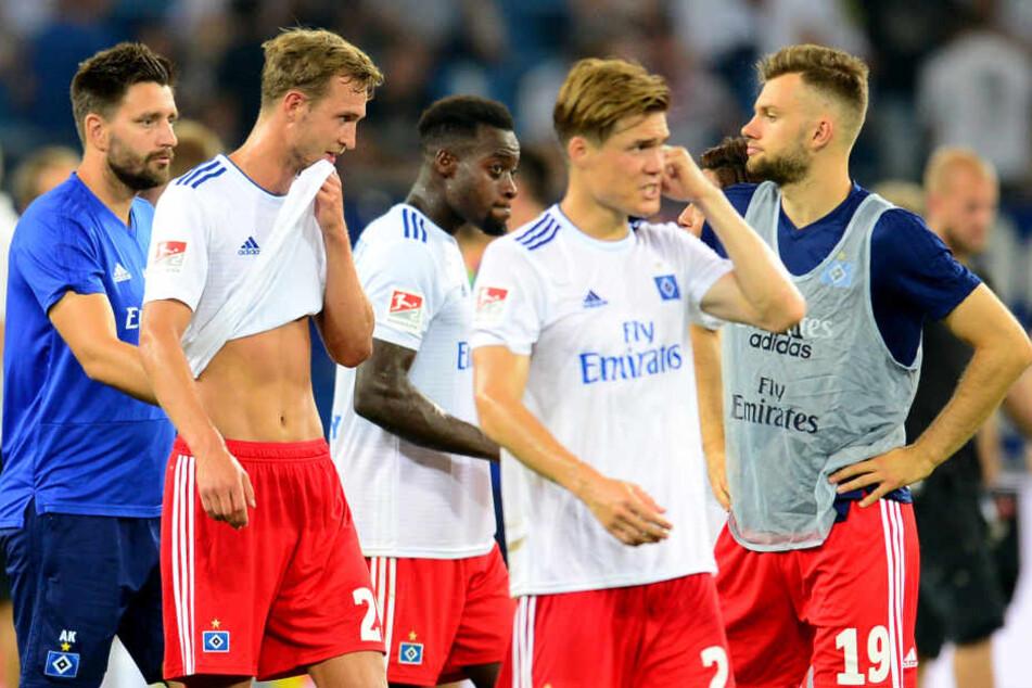 Der Hamburger SV musste am Freitagabend eine empfindliche Niederlage gegen Holstein Kiel verkraften.