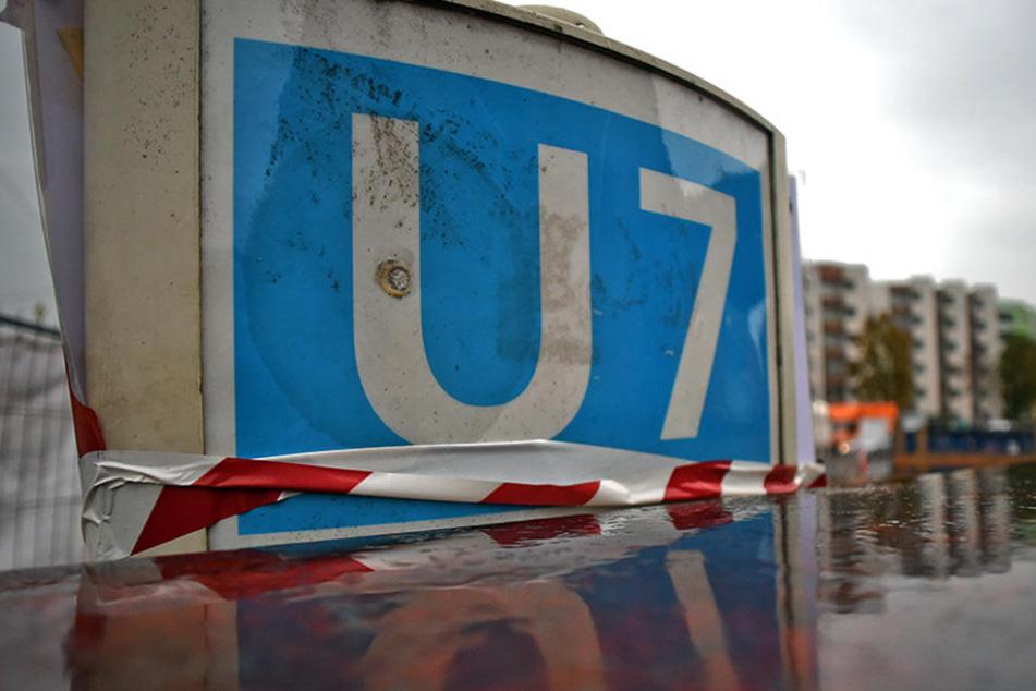 Die U7 wird vor allem in der letzten Bauphase in Mitleidenschaft gezogen. (Symbolbild)