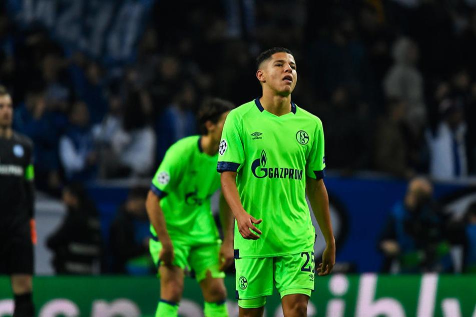 Wenn ein entsprechendes Angebot kommt, würde der FC Schalke 04 Amine Harit wohl trotz seiner großen sportlichen Qualitäten ziehen lassen.