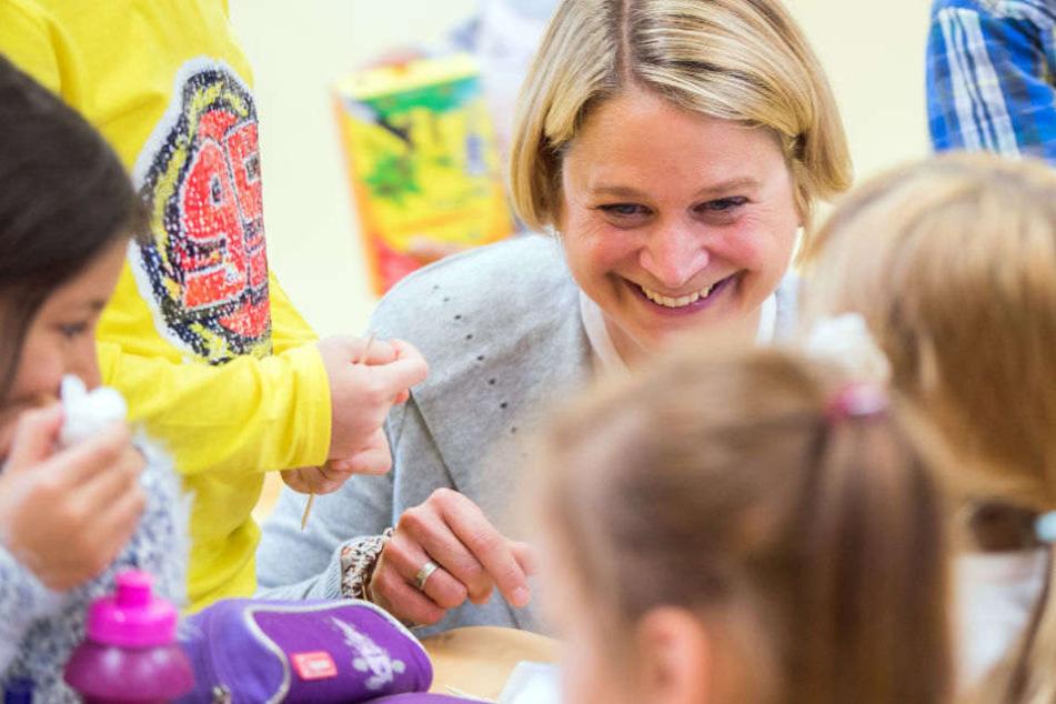 Birgit Hesse (SPD) will die Attraktivität des Nordostens für Lehrer erhöhen.