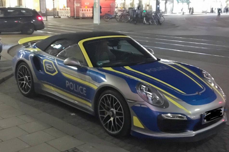 Fährt die Münchner Polizei neuerdings Porsche? Das steckt dahinter