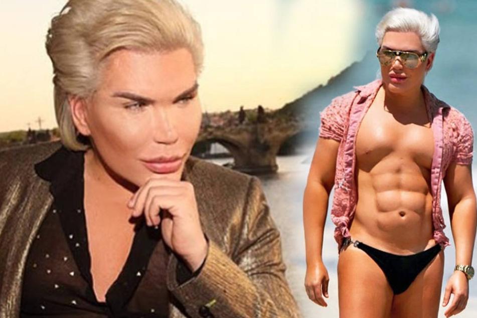 """Glatte Sache: """"Ken"""" war bei der Intim-Kosmetik"""