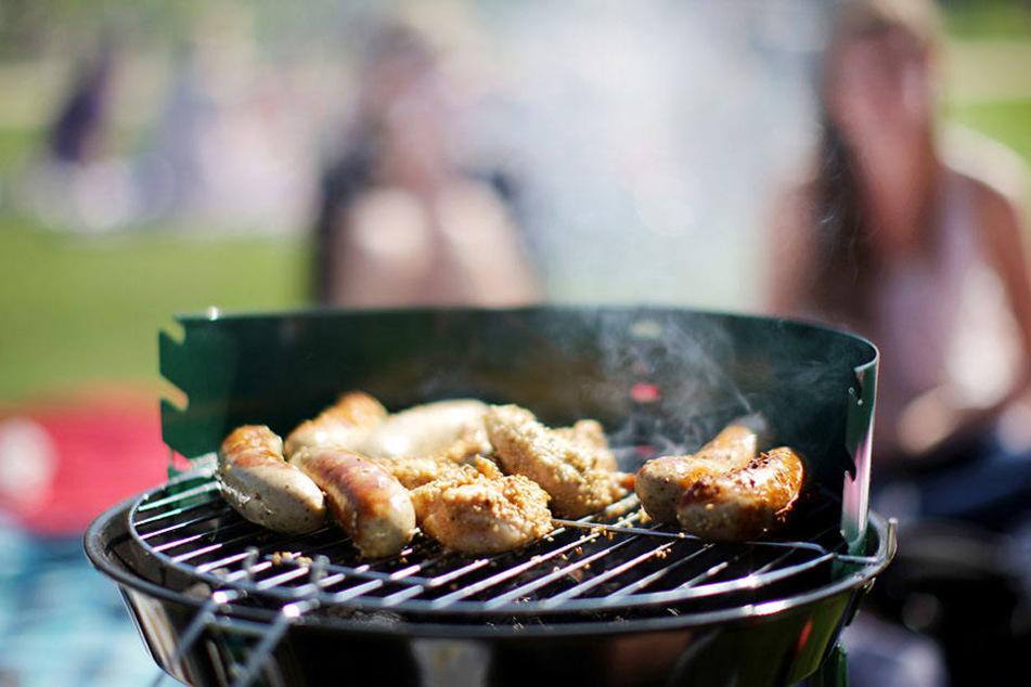 Der Sommer lädt zum Grillfest im Freien ein - diese Dinge müsst ihr auf Leipzigs Grünflächen beachten!
