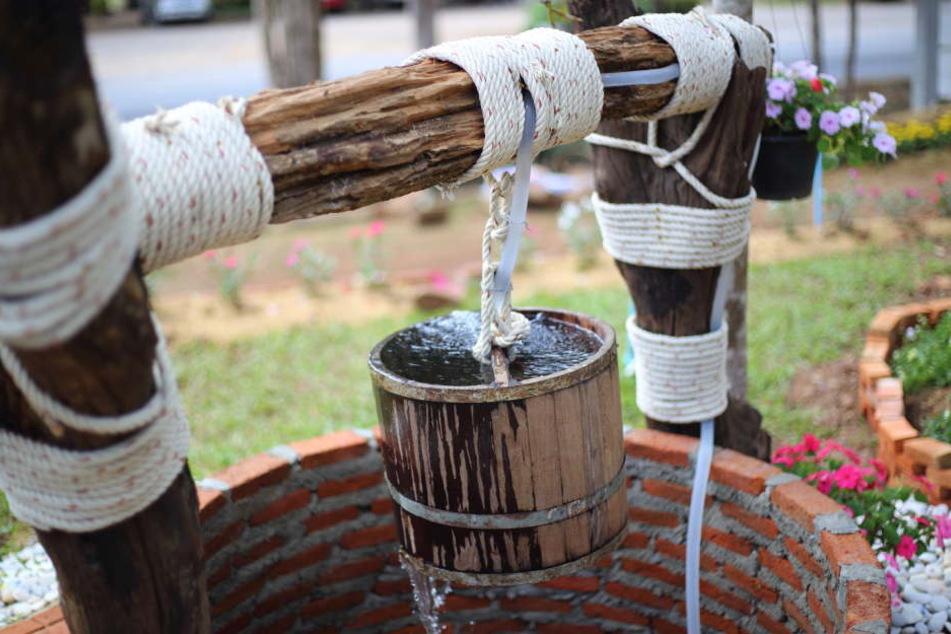 Auch bei Hitze! Wasserentnahme verboten!