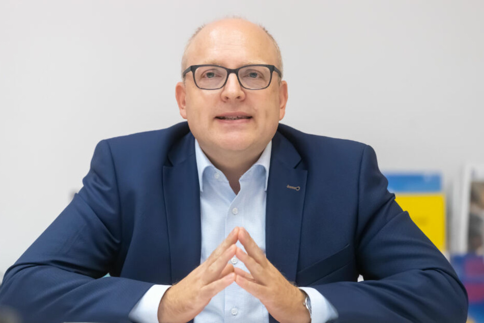Wird wohl Ende Februar OB-Kandidat der SPD: Finanzbürgermeister Sven Schulze (47, SPD).