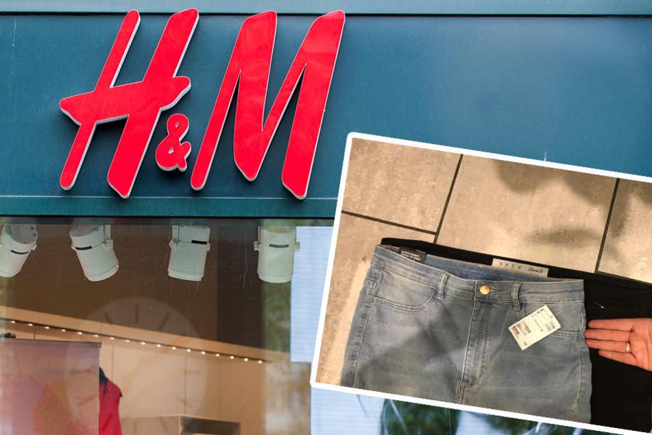 H&M kassiert mega Shitstorm wegen diesen Hosen