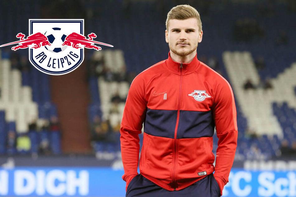 Keine Anfragen, kein Angebot: Will jetzt doch keiner RB Leipzigs Topstürmer Werner?