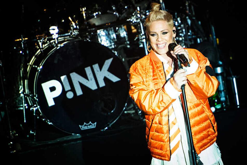 Große Ehre für Pink: Die US-amerikanische Sängerin bekommt einen Stern auf dem Hollywood-Prachtboulevard.