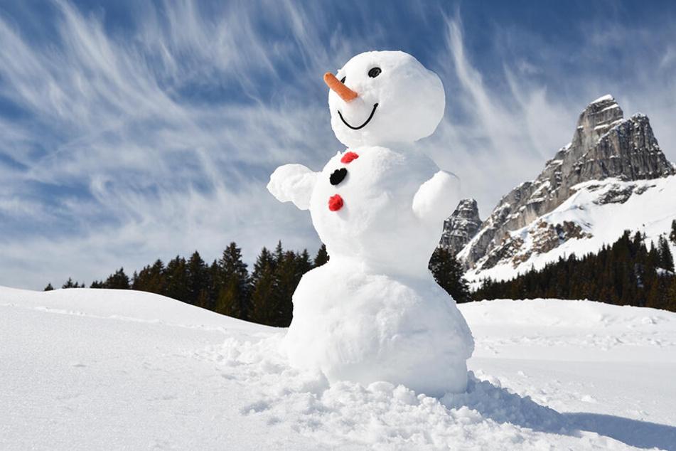 Im US-Bundesstaat Colorado ist mächtig Schnee gefallen.