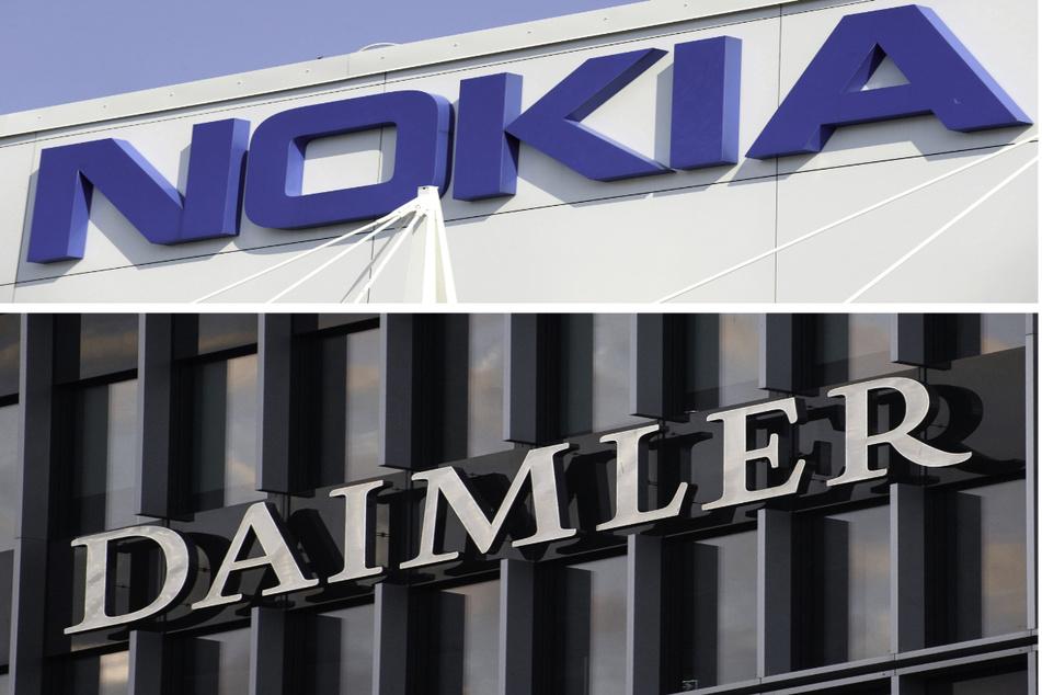 Im Mobilfunk-Patentstreit zwischen dem Netzwerkausrüster Nokia und dem Autobauer Daimler gibt es eine außergerichtliche Einigung.