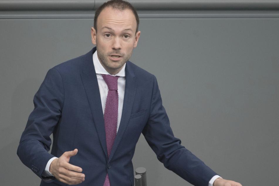 Nicolas Löbel (34) legte sein Mandat nach Bekanntwerden seiner Maskengeschäfte nieder.