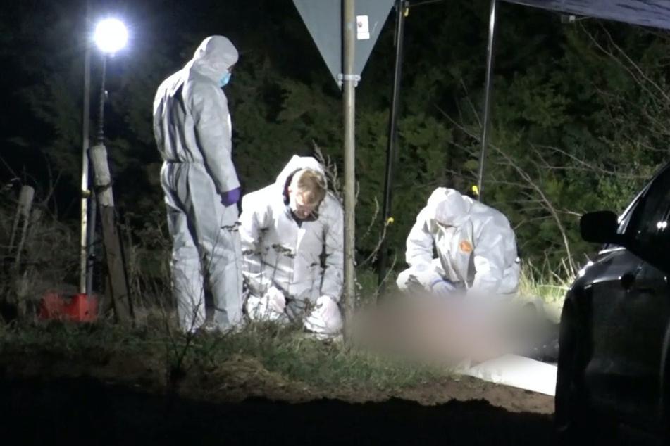 Leiche auf Feldweg: Verdächtiger Mann festgenommen!