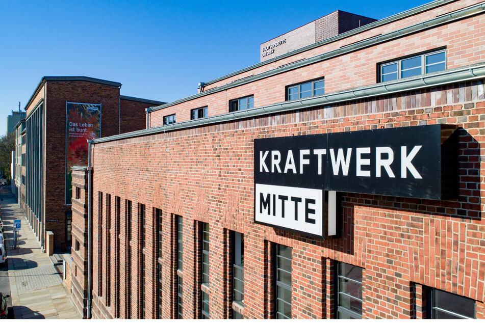 Auch die Hochschule für Musik und das Heinrich-Schütz-Konservatorium nutzen das Kraftwerk Mitte.