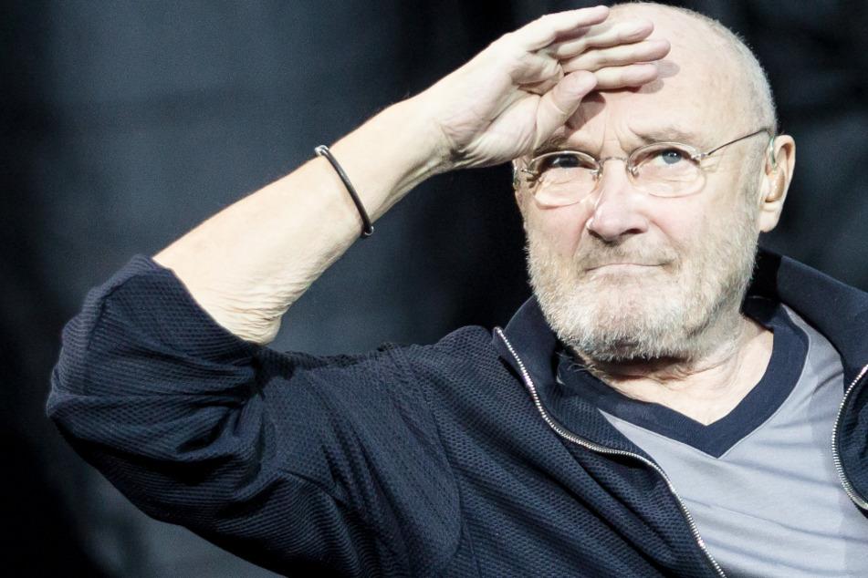 Phil Collins (69) hat die Nase voll von den Behauptungen seiner Ex.