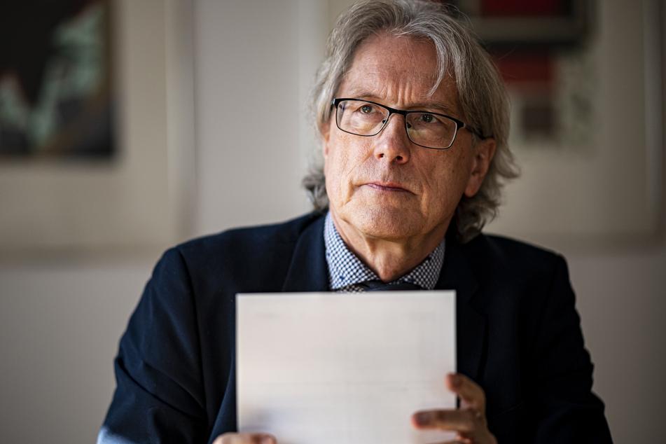Matthias Kollatz, Finanzsenator von Berlin, sieht der Zeit nach der Corona-Pandemie optimistisch entgegen.