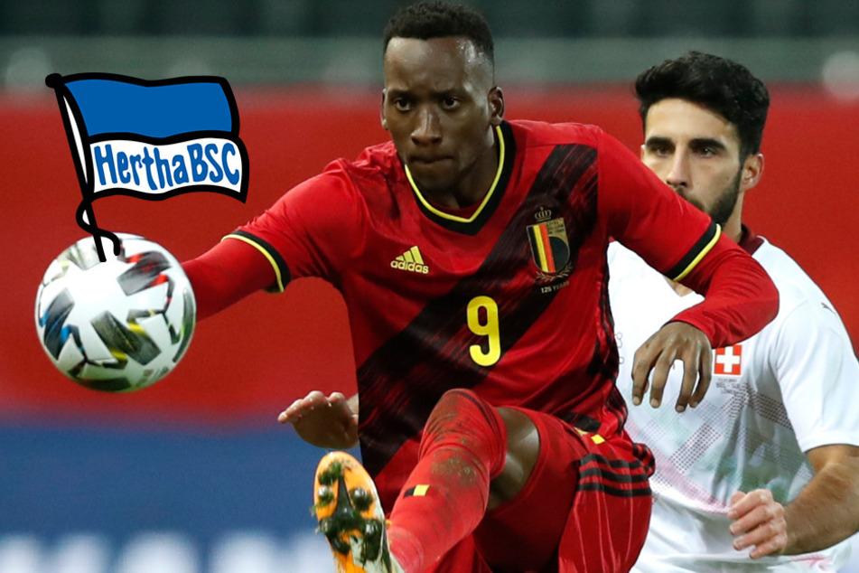 Herthas Lukebakio feiert Belgien-Debüt und will zur EM