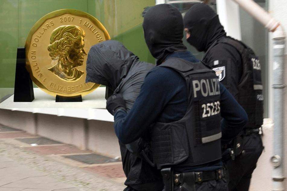 Nach Goldmünzen Raub: Wird es jetzt eng für arabische Clans?