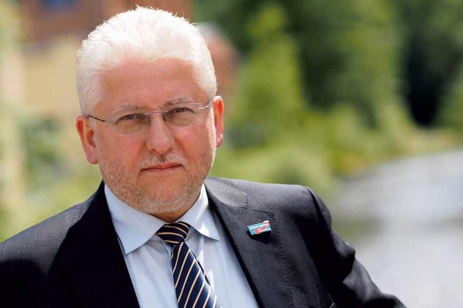 Gunter Wild (59) ist aus der AfD-Fraktion im Landtag Sachsen ausgetreten.