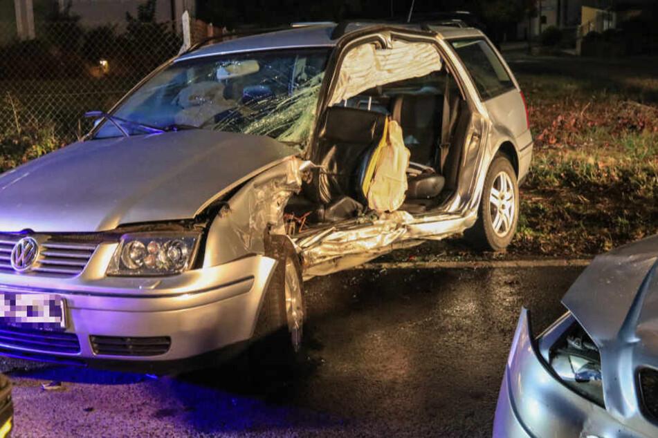 In Bayern kam es zu einem schweren Unfall mit Verltzungsfolge