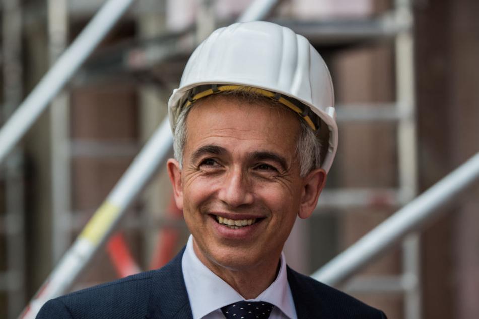 Bleibt Peter Feldmann Oberhaupt von Frankfurt?