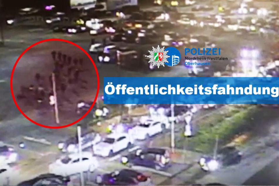 Polizeigroßeinsatz: Massenschlägerei nach MMA-Fight in der König-Pilsener-Arena