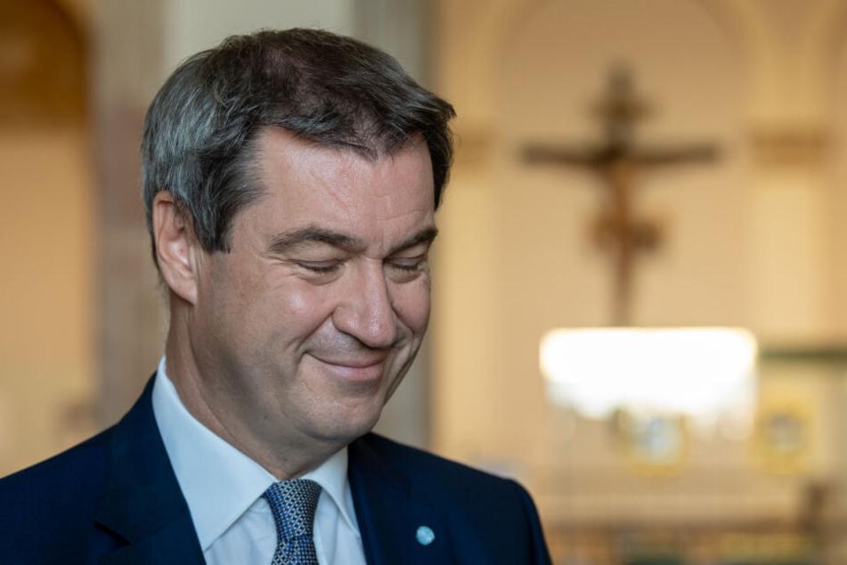 Markus Söder will Biokraftstoffe fördern.