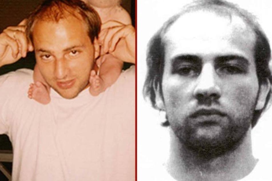 Seit fast 20 Jahren ist Norman Volker Franz (48) auf der Flucht. Zweimal konnte er schon aus der Haft fliehen.