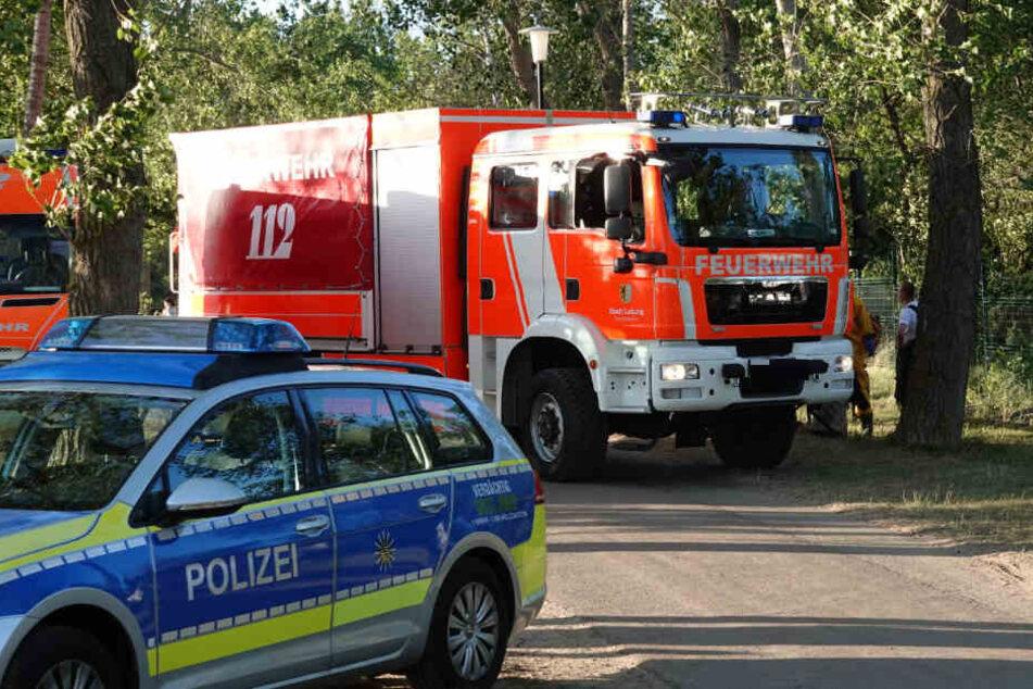 Gegen 19.43 Uhr wurden Polizei und Feuerwehr alarmiert.