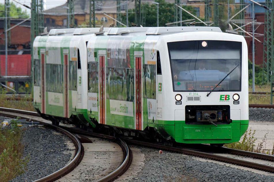 Die Stadtverwaltung Erfurt erwägt den Verkauf der Erfutrer Bahn.