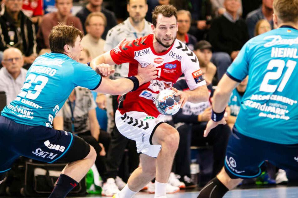 Die TV-Rechte der europäischen Klub-Wettbewerbe im Handball werden vergeben.