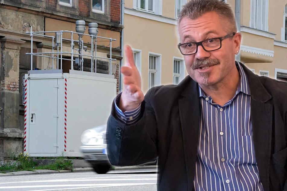Feinstaub-Alarm! Rathaus will vor Belastung warnen