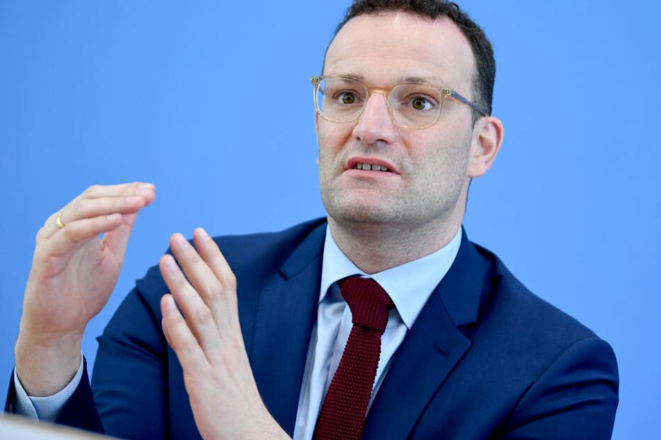 Bundesgesundheitsminister Spahn in Zwickau: Diskussion mit Pflegekräften
