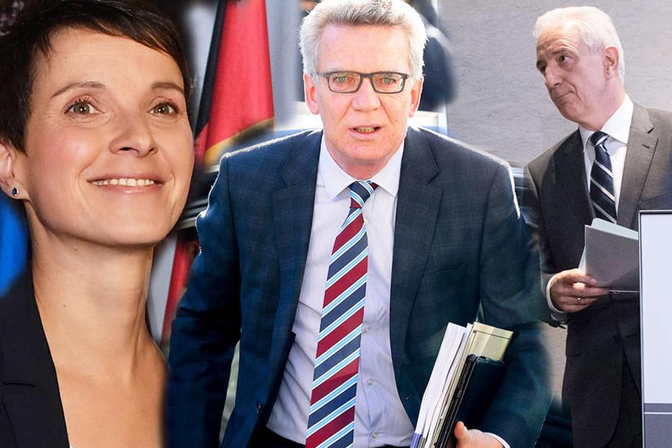 So reagieren Politiker auf Tillichs Rückzug