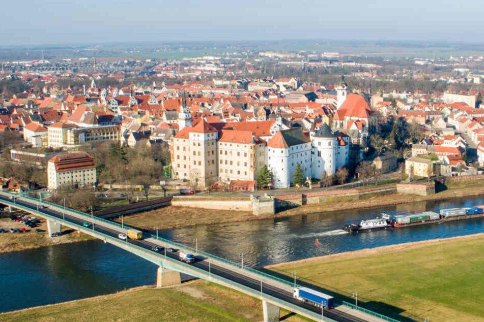 In Torgau stieg die Kriminalität in den letzten Jahren stetig an.