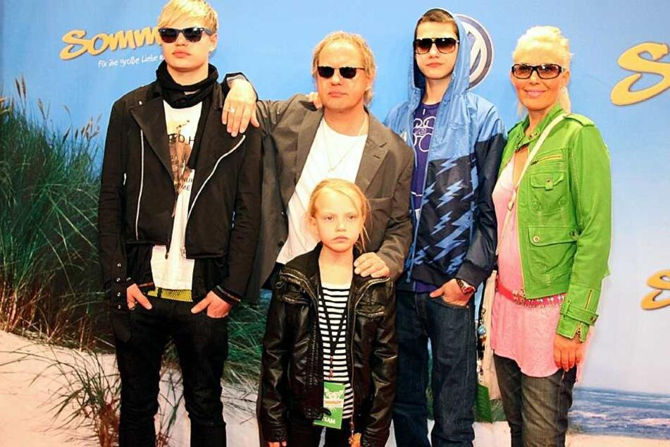Die Ochsenknechts sind eine der berühmtesten Promi-Familien Deutschlands.