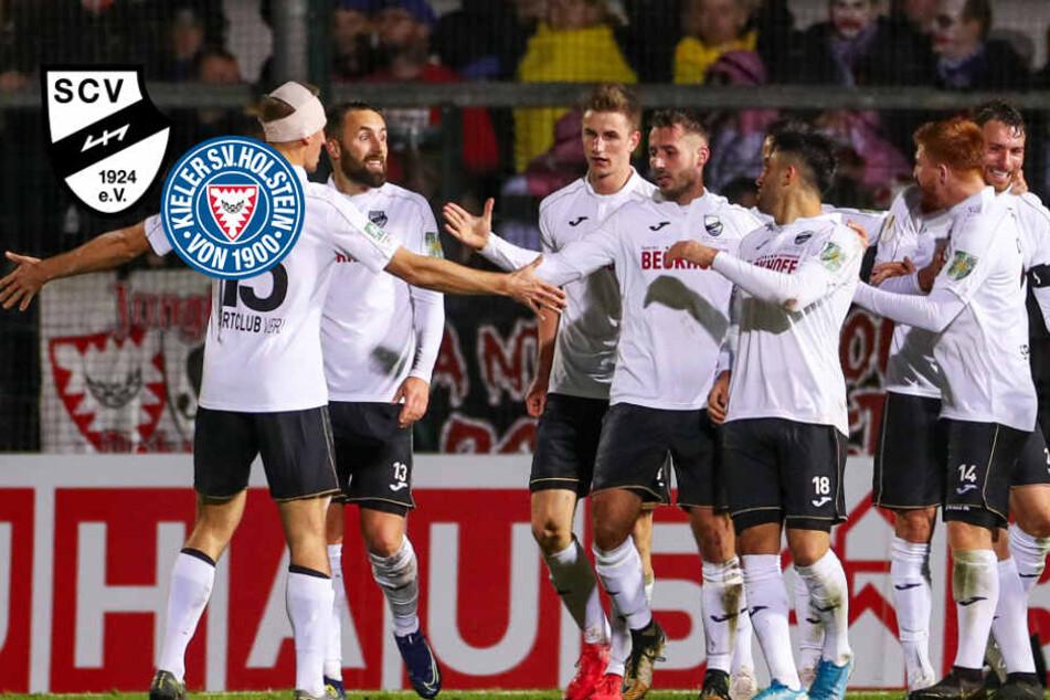 Pokal-Sensation! Verl haut Kiel nach Elfmeterschießen raus