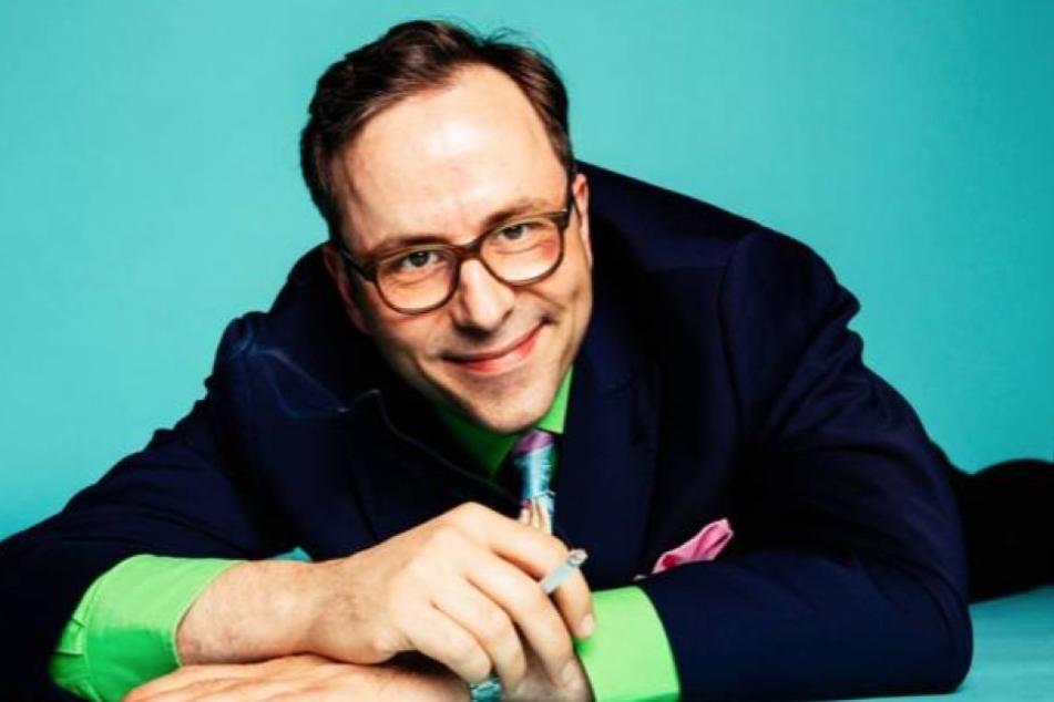 Mit seiner original Berliner Schnauze weiß Comedian Kurt Krömer (43) sein Publikum zu begeistern.